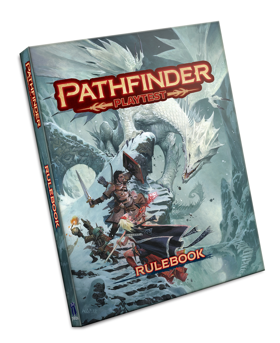 Pathfinder RPG Second Edition - Games - Quarter To Three Forums